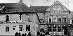 Die Geschichte des Hotels Deutsches Haus
