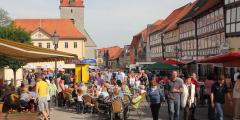 Schöningen unkommentiert – Landmarkt der CWG am 29.04.2012