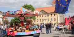 Schöningen unkommentiert – Europamarkt 12.05.2012