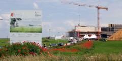 Schöningen unkommentiert – Richtfest Paläon 11.06.2012