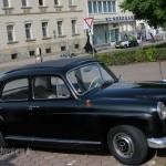 Filmdreh in Schöningen: Als die Hötensleber Straße in die 60er versetzt wurde...