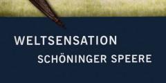 Dokumentenarchiv: Flyer Paläon / Schöninger Speere